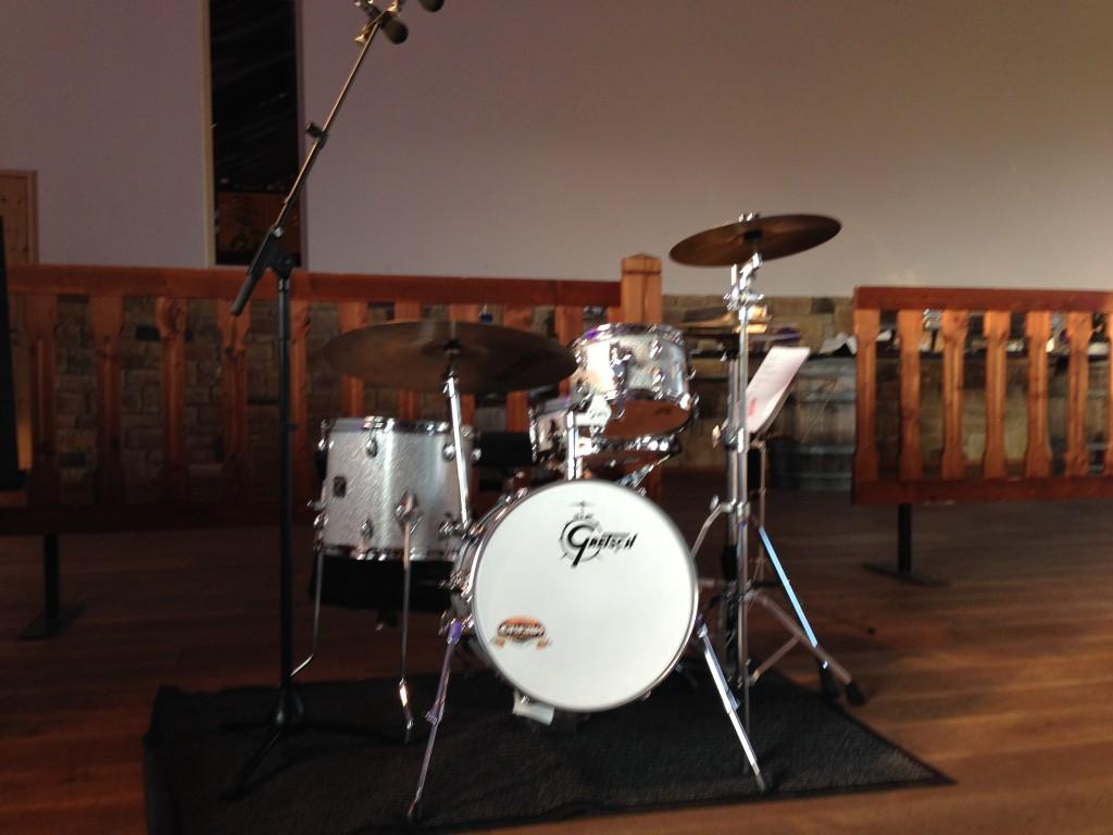 Mein neues Jazz Set