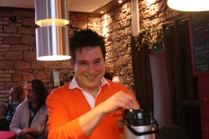 wieder Kaffee da :-)
